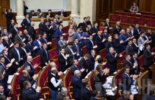 Принят «Госбюджет-2015 – бюджет обороны и дефицита». Депутаты хотят пересмотреть его уже 15 февраля