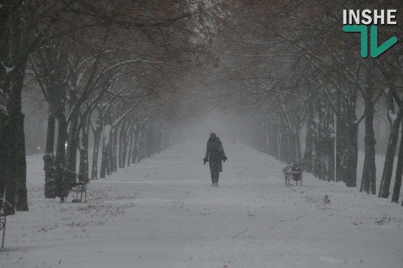 Куда пошла Снегурочка? Николаев песнями встречает предновогодний снег