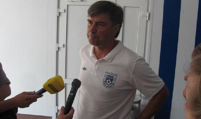 О.Федорчук: «МФК Николаев сейчас вынужден думать о сохранении статуса профессионального клуба»