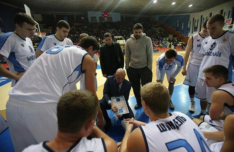 За неявку на матч с «Будивельником» МБК «Николаев» засчитали техническое поражение