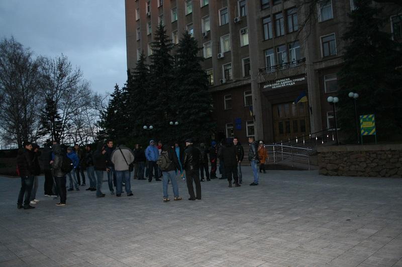 Пока не договорились: полтора часа в Николаевской облгосадминистрации спорили о «Трудовых резервах»
