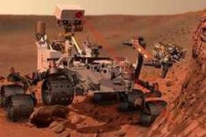 Привет с Марса: Curiosity обнаружил новые органические молекулы