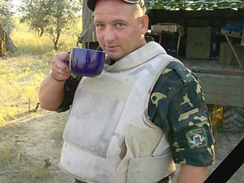 Президент присвоил николаевскому десантнику Сергею Кривоносову звание Герой Украины (посмертно)