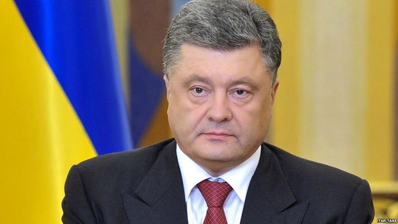 Петр Порошенко: режим тишины на Донбассе должен начаться с 9 декабря