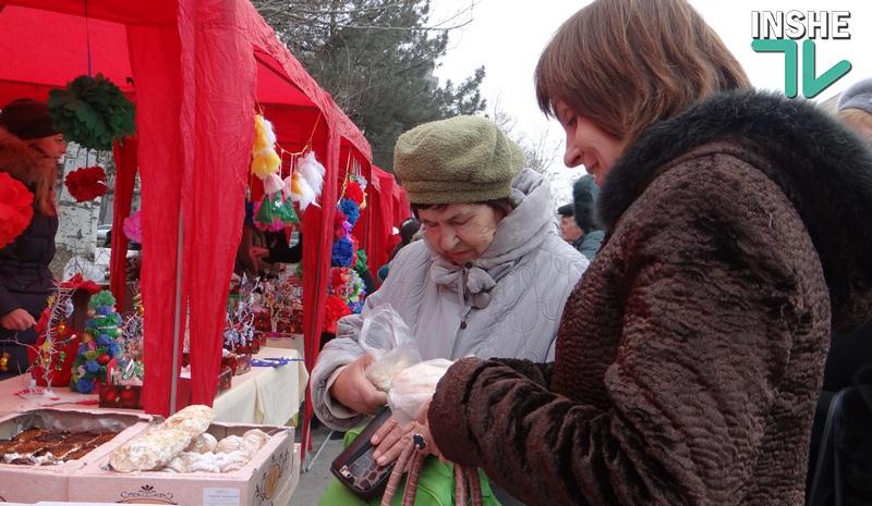 Благотворительная ярмарка в Николаеве: сбор средств для детей-сирот