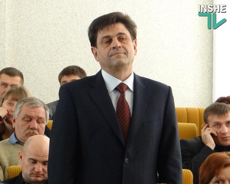 Вопрос доверия: депутаты облсовета не утвердили Гриценко на должность начальника облСМЭ