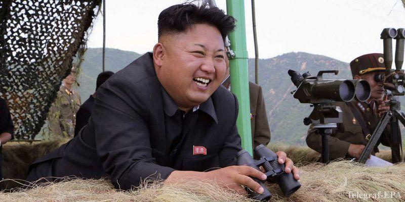 Северная Корея готовится к испытаниям пуска баллистической ракеты