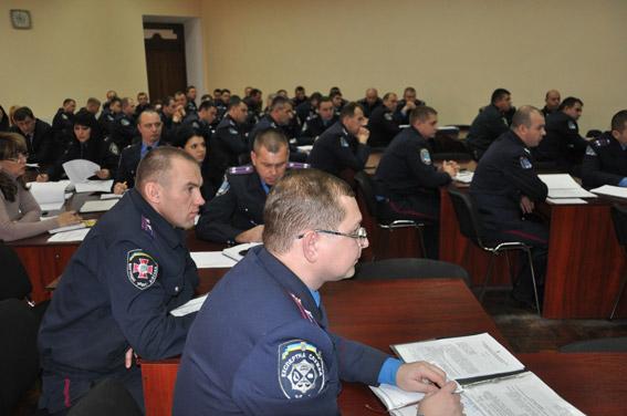 Николаевская милиция во время новогодних и рождественских праздников перейдет на усиленный режим