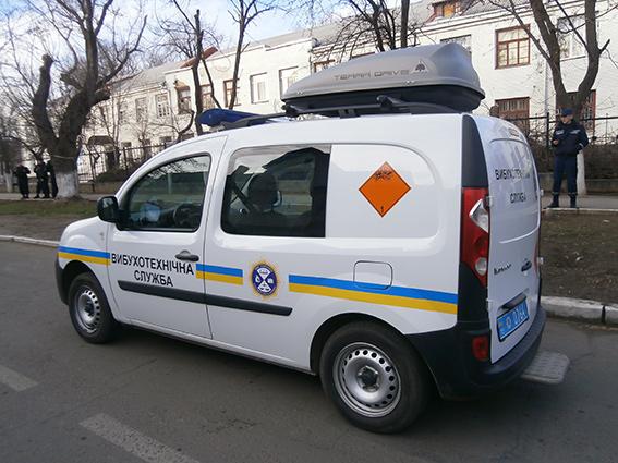 Николаевская СБУ рассказала, что нужно делать в случае угрозы террористических или диверсионных актов