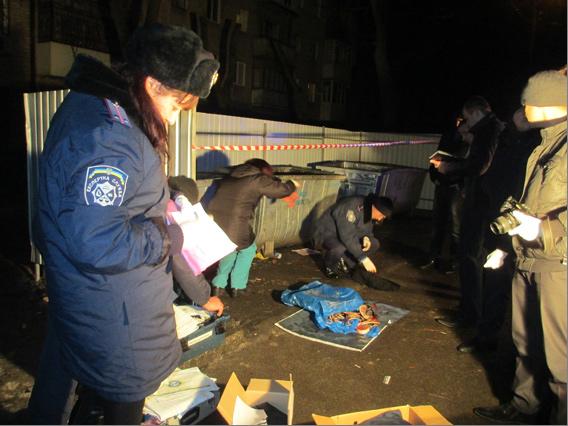 Следствие по «расчлененке»: «Николаевских мясников» арестовали