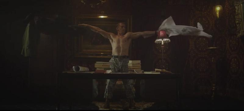 Авторы фильма «Железное небо-2» сняли ролик с танцующим Путиным