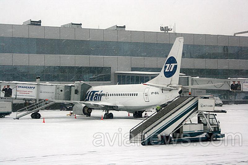 Одесский аэропорт отменил рейсы