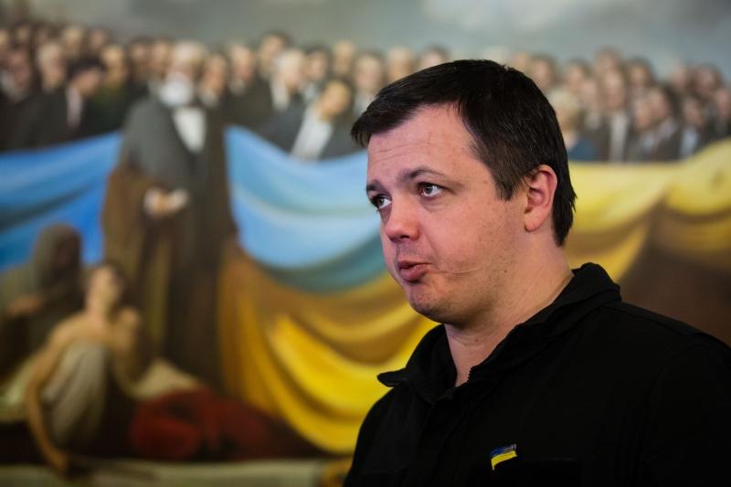 Семенченко инициирует экстренное заседание комитета Рады по нацбезопасности