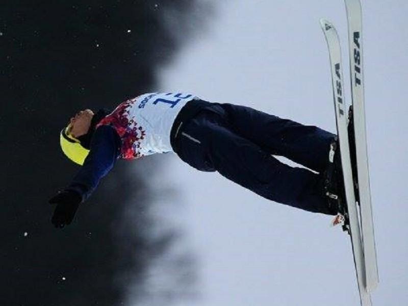 Николаевец Александр Абраменко взял «бронзу» на этапе Кубка мира по лыжной акробатике в Дир Вэлли