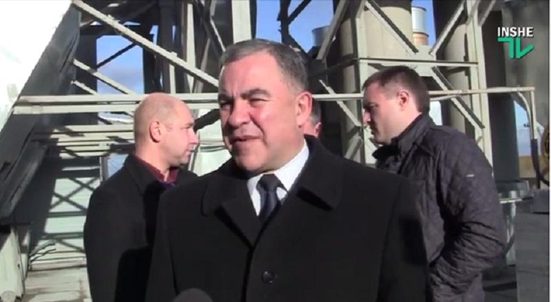 Весной Юрий Гранатуров намерен заставить собственников «Экотранса» «потрясти мошной»