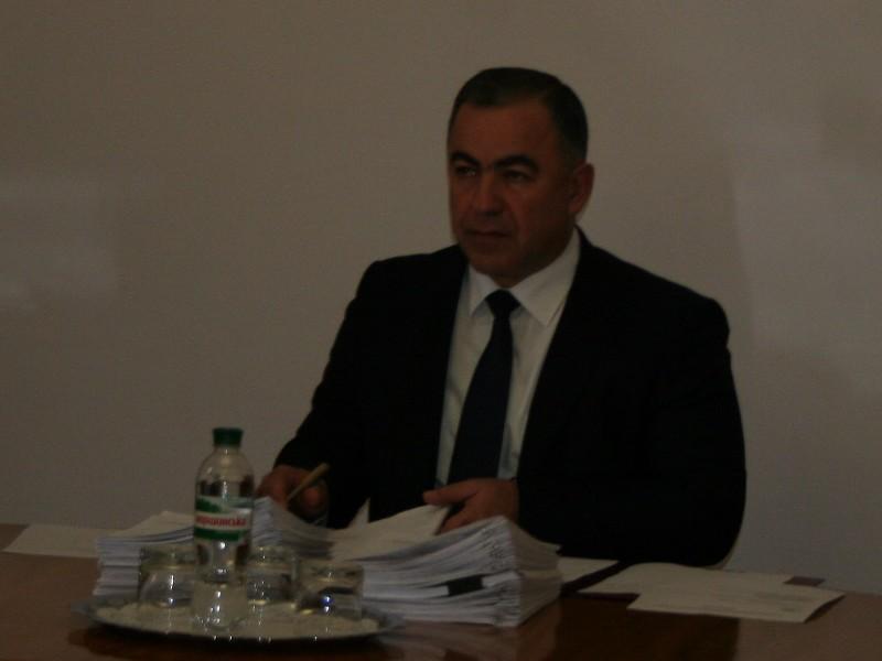 Для Юрия Гранатурова главное – чтобы не было раздрая в сессионном зале. Для этого он готов объявлять в заседаниях перерыв