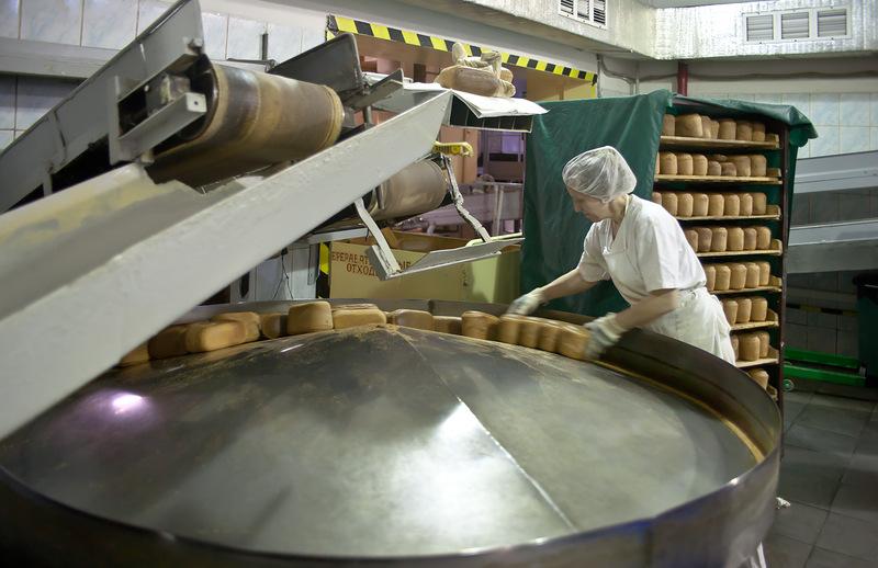 Городская власть заявляет, что николаевские хлебзаводы работают в плановом режиме