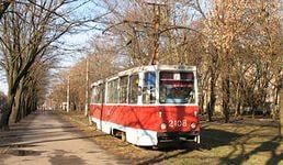 В Николаеве пять троллейбусных маршрутов и пять трамвайных. На чем и куда можно доехать