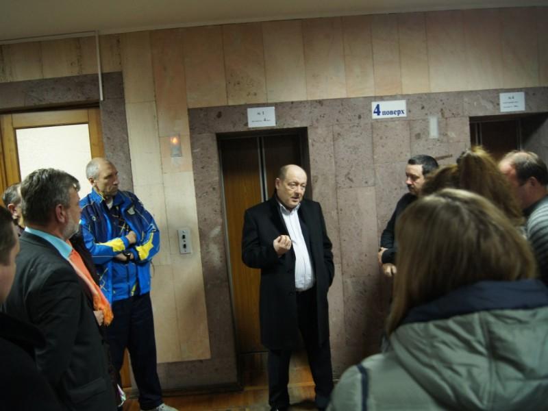 Вадим Мериков призвал руководителя «Николаевоблэнерго» Юрия Антощенко найти себе попутчиков понадежнее