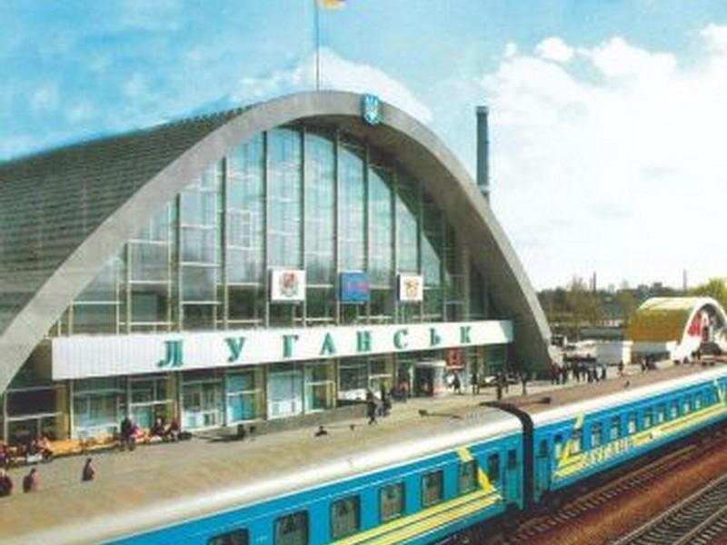 """Голодные луганчане требуют денег у """"киевской хунты"""""""