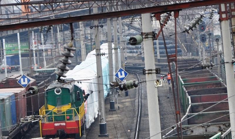 В Одессе взорвали железную дорогу при прохождении поезда