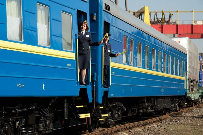 С начала года в поездах в Украине украден инвентарь на сумму 400 тысяч гривен