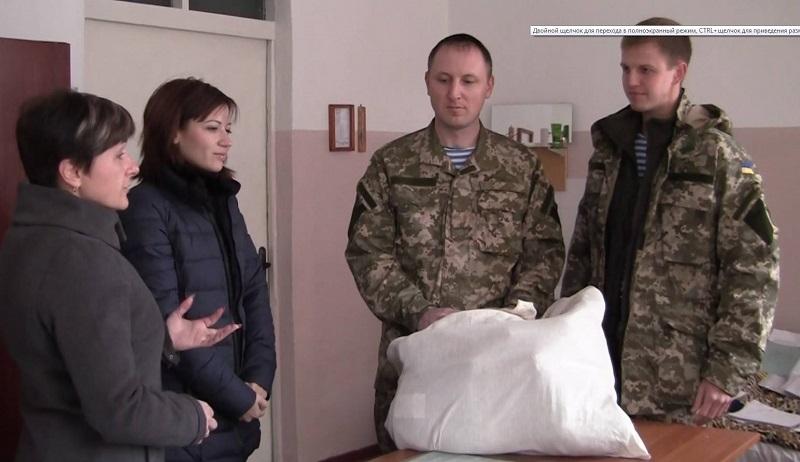 «Объединение матерей и жен военнослужащих «Оберег» в Николаеве теперь найти легко
