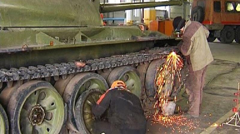«Укроборонпром» получил большой заказ от Минобороны. Николаевский бронетанковый завод – «в доле»