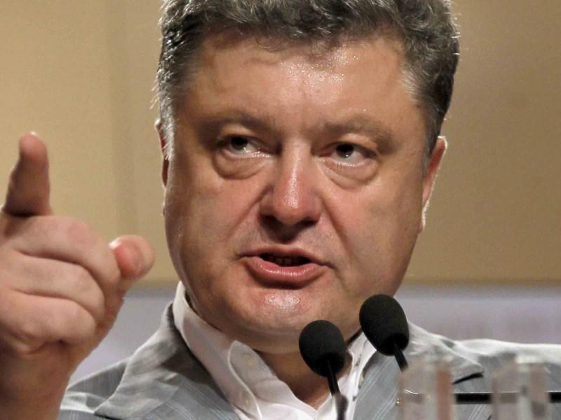 Порошенко провел расширенное совещание по мирному урегулированию на Донбассе