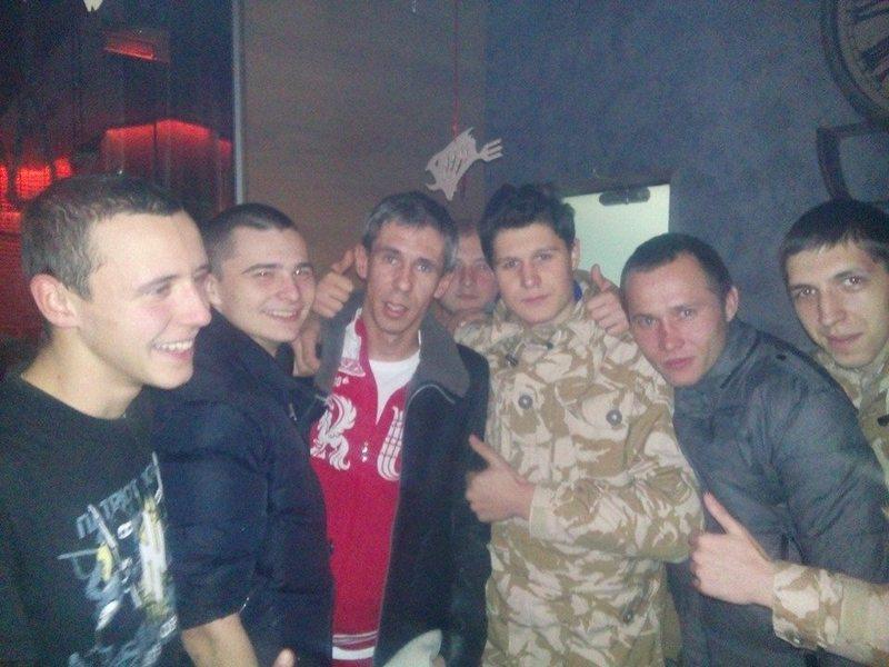 Одесские патриоты вчера «взяли» в ресторане российского актера Панина. Да-да, того самого