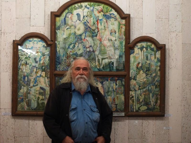 В Николаеве появится сквер им. Андрея Антонюка – народного художника Украины
