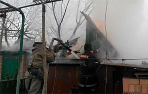 За сутки МЧС ликвидировали два пожара