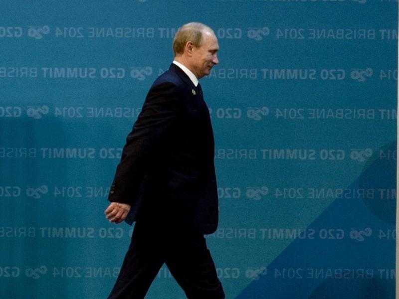 Путин провел свой Совбез по ситуации на Донбассе