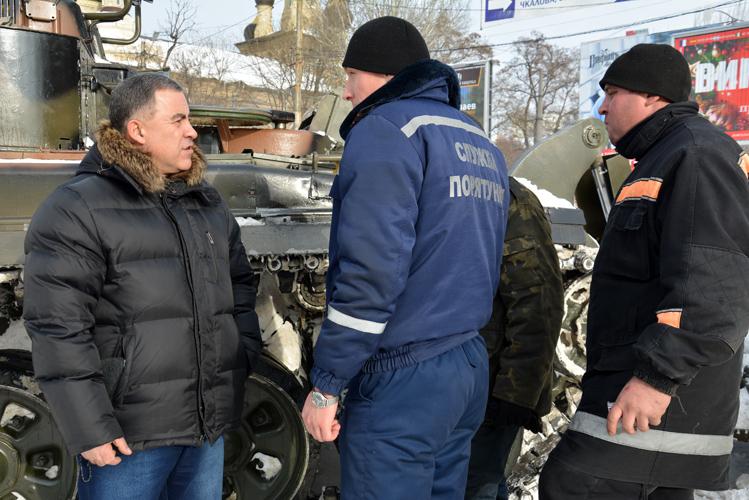Аномальные явления: Николаевский мэр подписал распоряжение и обратился к партиям и общественности