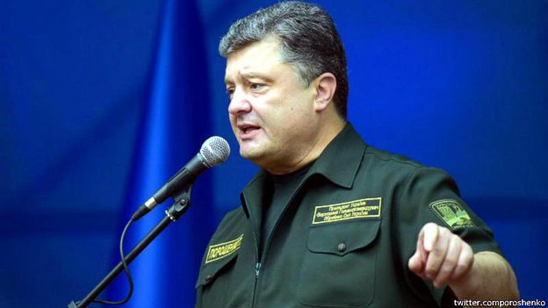 Президент Украины подтвердил получение вооружения из Литвы