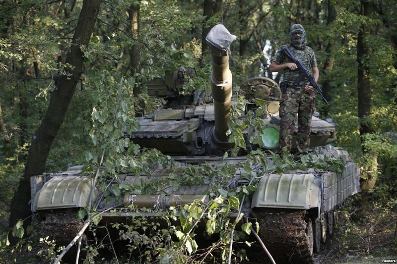 За уничтожение военной техники противника участники АТО получат дополнительное вознаграждение