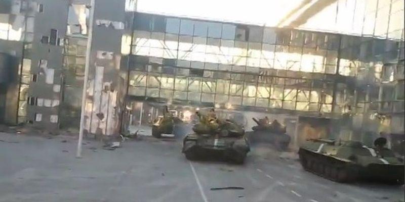 Пророссийские боевики усилили натиск: снова обстреливают Донецкий аэропорт и прилегающие населенные пункты