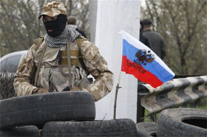 Боевиками в Новоазовске руководит российский полковник – разведка