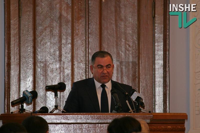 Юрий Гранатуров отчитался перед депутатами: «Критиковать – не работать»