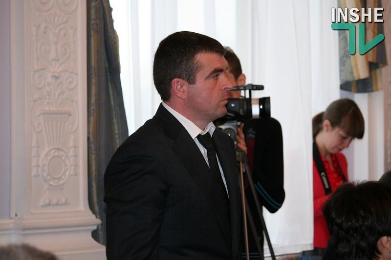 Городской голова представил нового директора Департамента ЖКХ