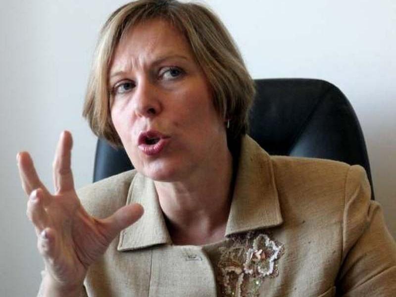 Ксения Ляпина возглавила Государственную регуляторную службу