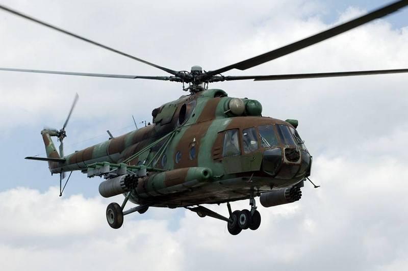 «Народная броня-2»: волонтеры обшили бронепластинами первый Ми-8
