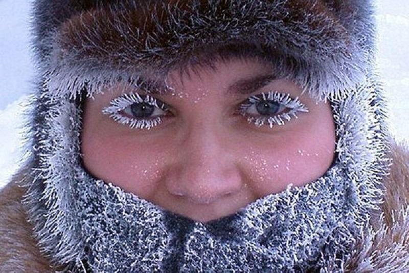 Мороз пощипал: в Николаевской области резко увеличилось количество пострадавших от холода