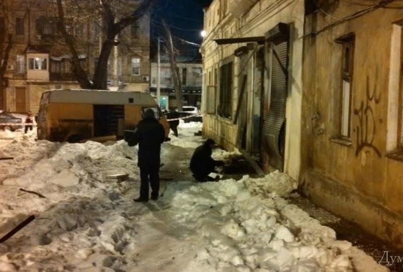 В Одессе — новый теракт: рвануло на Гимназической, в волонтерском центре