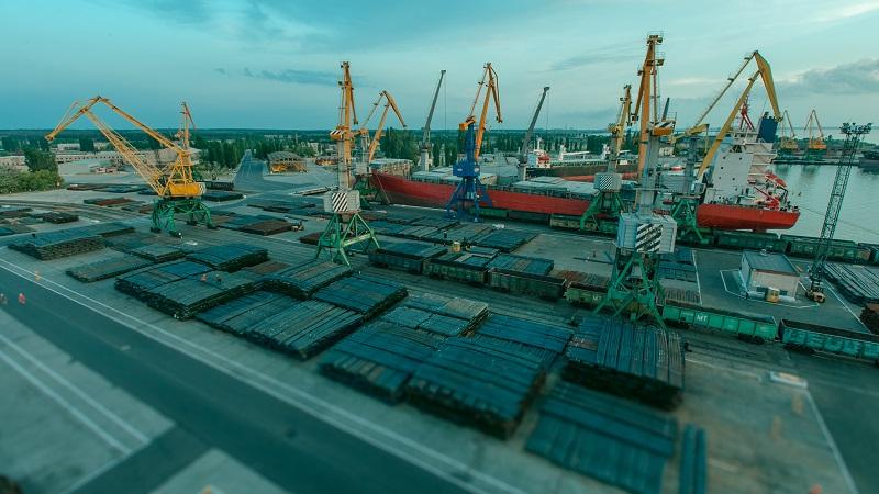 Путепровод на переезде в Корабельном районе построят при концессии порта Ольвия. Может быть