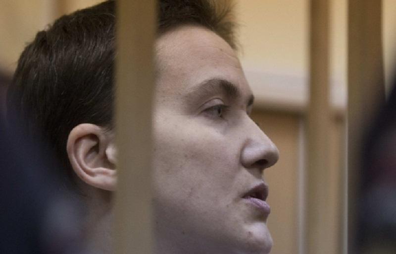 Третий день сухого голодания Савченко: консулы сообщили о первых признаках ухудшения здоровья