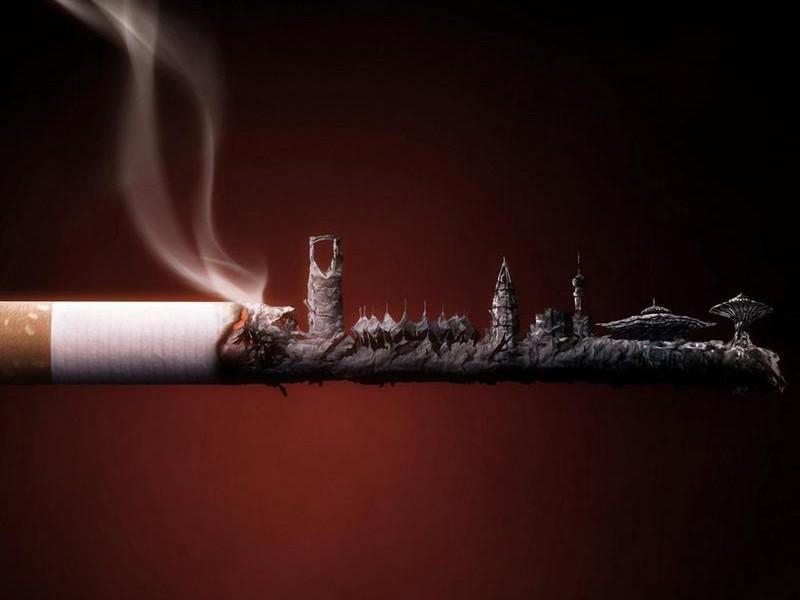 Накануне Международного женского дня в Николаеве чуть не сгорела курильщица