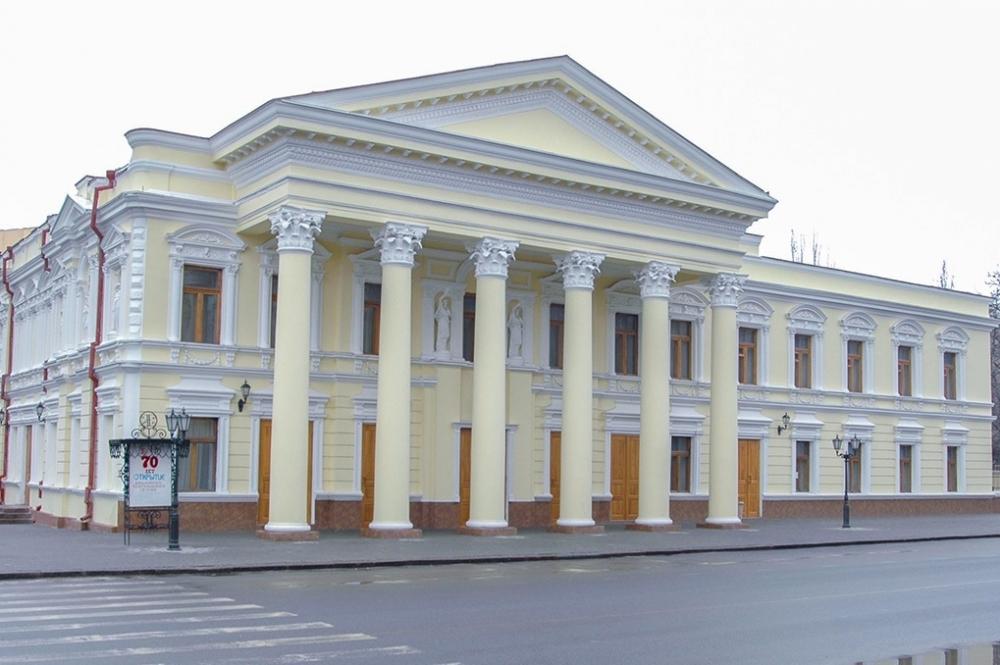 На реставрацию здания Николаевского русдрамтеатра из госбюджета выделили 24,2 млн.грн. 3
