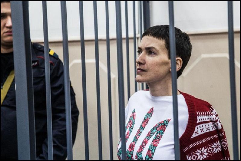 Адвокат Надежды Савченко заявил об отводе судьи