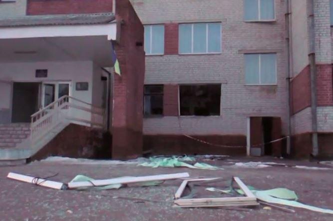 В сельской школе в Черниговской области сработал гранатомет. Погибла женщина